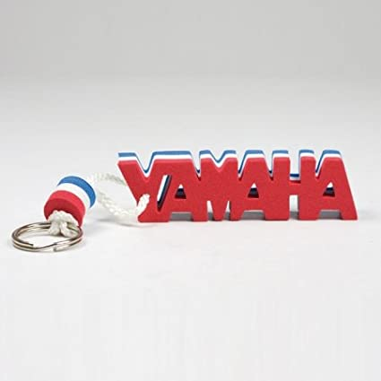 Llavero de Yamaha.