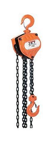 JET 101704 SMH-1T-10 1-Ton Capacity 10-Foot Chain (Jet Manual Hoist)