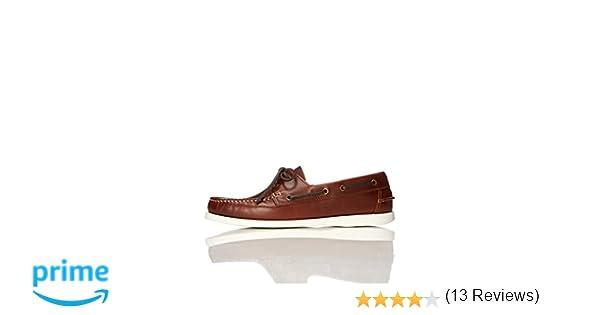 Marca Amazon - find. Hombre Zapatos de cordones brogue: Amazon.es ...