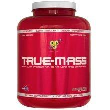 BSN True-Mass Ultra-Premium Lean Mass Gainer, Chocolate Milkshake, 5.75 Pound