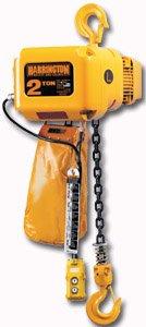 Harrington Hoists, Extreme Duty Electric Chain Hoist, Hner015S, Net Weight: 150, Min. Headroom: 20.5