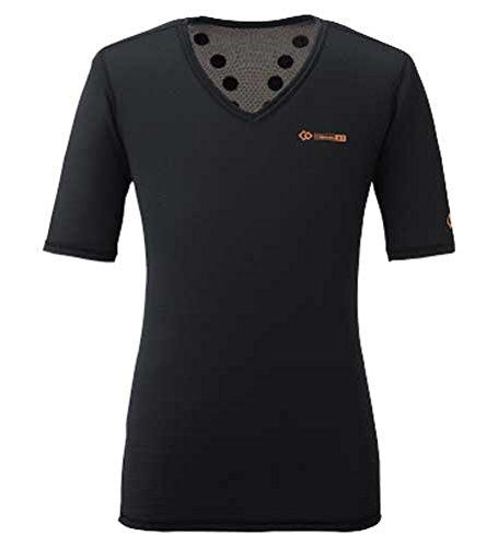 コラントッテ X1(エックスワン)Vネックハーフスリーブシャツ メンズ