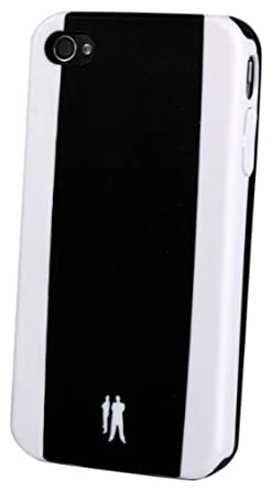 26a17d26ca1 BodyGuardz NL-DS4BW-1110 Shelter Case iPhone 4 / 4S Anti-Glare Screen  Protector (Black on White): Amazon.co.uk: Electronics