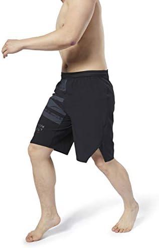Reebok Combat Epic MMA Shorts Black 38