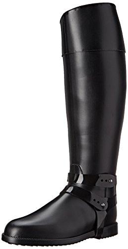 SLOOSH Rain Women's Tall Matte Shoe Nero Italy RFryzwO4qR