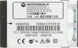 I95 Cell Phone Battery - Motorola Nextel Battery SNN5685A 1010mAh Extended For Your Motorola v260, v262, v265, v266, v276 (Nextel) i30, i35, i50, i55, i58, i60, i85, i88, i90, i95, i99cl, i205, i260, i265, i275, i285, i305, i315, i325, i355, i450, i530, i560, i670, i710, i720, i730, i760, i850, i855, i860, i870, i875, i920, i930