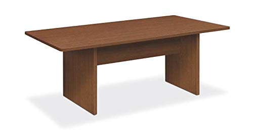 HON LMC72RF Foundation Conference Table Rectangle Panel Base 72