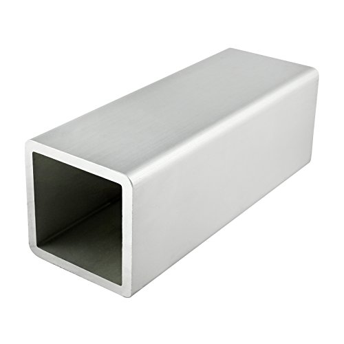 80/20 Inc., 8116, Structural Shape, 1.5'' x 1.5'' Square Tube x 48'' Long Mill Finish by 80/20 Inc
