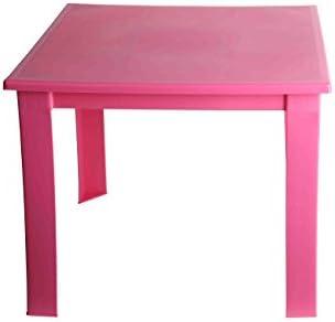 Mesa plegable de plástico para niños, para el hogar, jardín ...