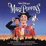 Mary Poppins Soundtrack (Audio CD ed.)