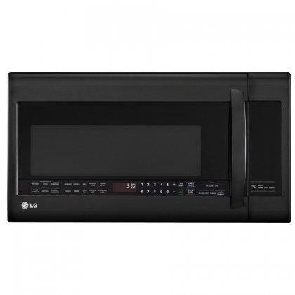 LG LMVM2033SB2.2 Cu. Ft. Black Over-the-Range Microwave