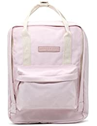 "<span class=""a-offscreen"">[Sponsored]</span>Womens Casual Soft Pink Backpack"