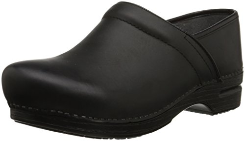 Dansko Shoes Mens Clogs Pro XP Slip Resistant 42 Black 3913100202 Variation