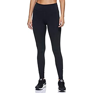 Nike Women's All-in Tight, Black/White, X-Small