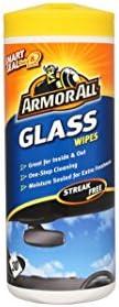Armor All 37030EN Glass Wipes (30-Pack)