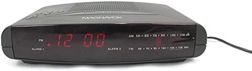 Magnavox AJ3240 17 AM FM Clock Radio Discontinued by Manufacturer