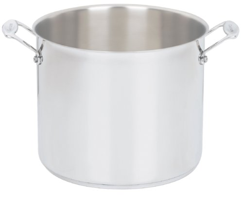 Cuisinart Chef's Classic Stockpot with Cover, 12 qt