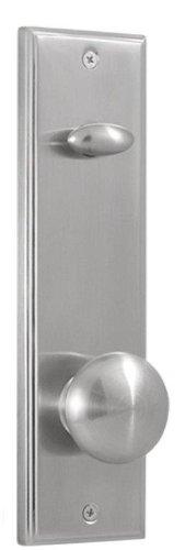 Weslock 06204--INSL20 Woodward I//Woodward II Interior Entry Handle Satin Nickel
