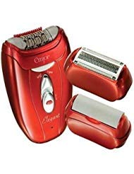 (NEW Elegant Epilator Rechargeable (Personal Care) by)