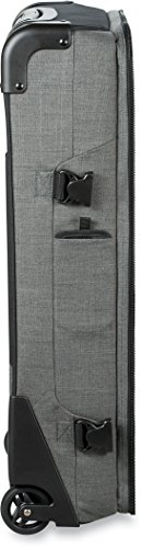 Dakine - Unisex Split Roller Luggage Bag - Durable Construction - Split-Wing Collapsible Brace Level - Exterior Quick Access Pockets (Carbon, 110L) by Dakine (Image #10)