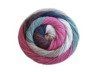 Plymouth Yarn - Hot Cakes - Rose Garden Mix 06