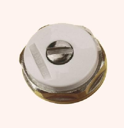 """Waft Purgador para radiador toallero Manual 1/2"""" ..."""