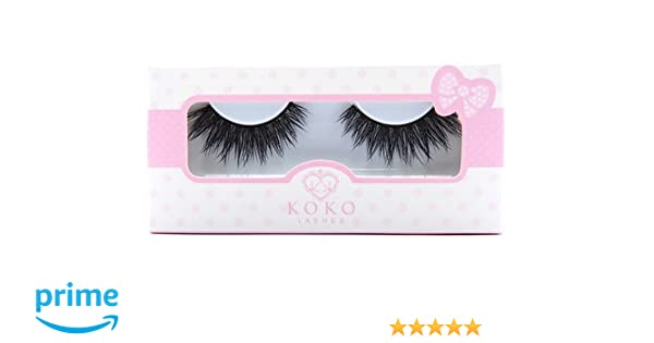 0c34329eeb2 Amazon.com : KoKo Lashes (Goddess) : Beauty