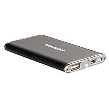Samson batería externa universal cargador USB móvil de carga ...