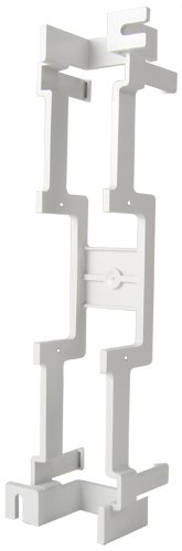 Nassau Electrical Supply 66 Block Stand Model S89D Siemon White Brackets (Pack of 100)
