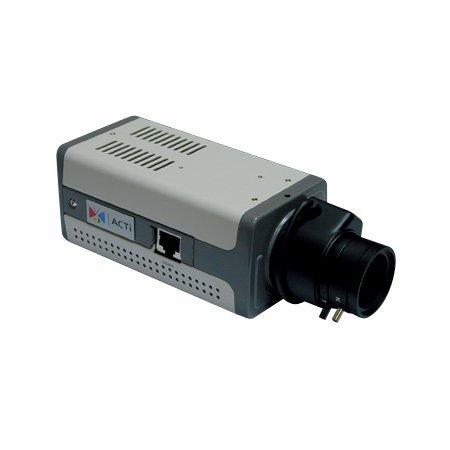 Acti MPEG-4 D&N IP CAM D1 RES box Camera