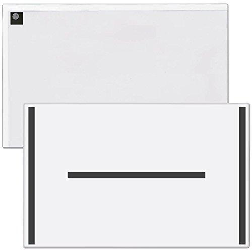 """StoreSMART Magnetic Closure Pockets - Magnetic-Back - 11""""..."""