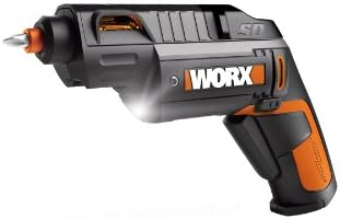 WORX WX254L SD Semi-Automatic Power Screw Driver