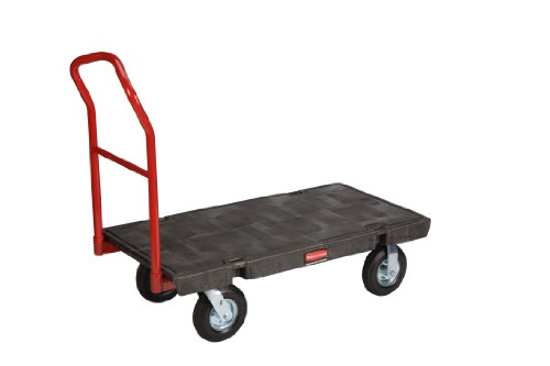 Rubbermaid-Commercial-FG443610BLA-Heavy-Duty-Platform-Truck-Medium-2000-Pound-Capacity