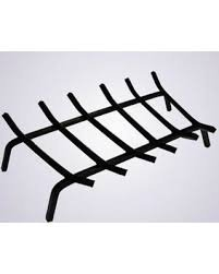 Chimney Plus Steel Bar Fireplace Grate - 27'' by Chimney Plus
