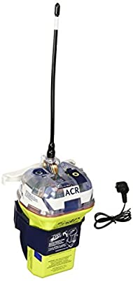 ACR GlobalFix iPro 406 0 EPIRB Category II Rescue Beacon with Manual Release Bracket