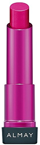 Almay Smart Shade Butter Kiss Lipstick, Pink, Medium 0.09 oz (Pack of 6)