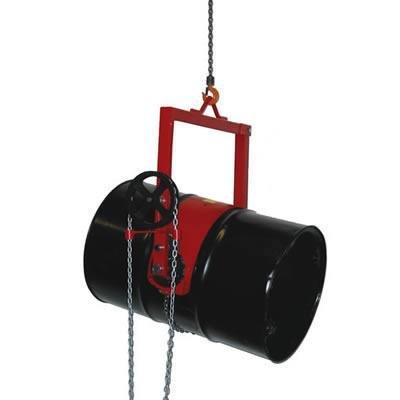 Wesco VDGL-55 Deluxe Drum Lifter-Dispenser for Hoists -- 1 each. (Hoist Deluxe)