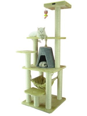 - Armarkat Cat Tree Model A6501, Beige