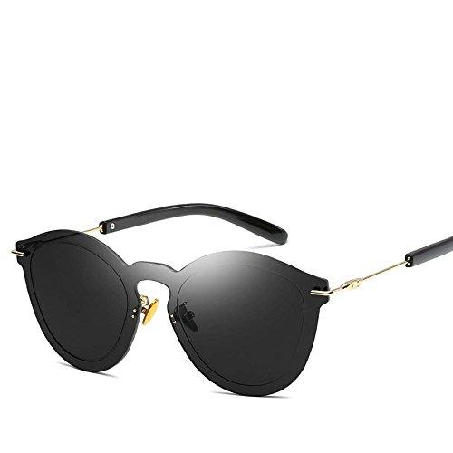 sin de siamés los D brillante Europa color Aoligei sol Sungla personalidad Comunidad Unidos sol de general y de Estados marco Chao gafas hombre gafas zFpXw