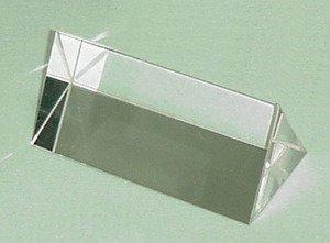 SEOH Prism Acrylic 75mm x 25mm Light Refraction