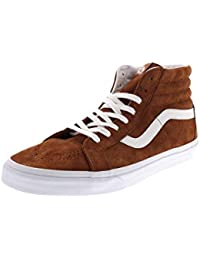 Men's Sk8-Hi Reissue Suede Trainers, Brown