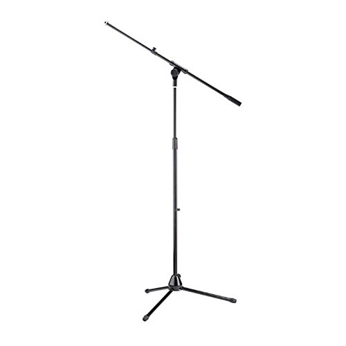 (Stagg MIS-1024BK Telescopic Microphone Boom Stand)