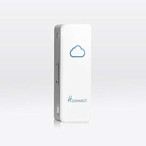 Halterrego H. Connect Servidor NAS Mini USB 2.0 Blanco: Amazon.es: Informática
