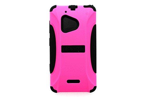 Trident Case AG-LUMIA928-PNK Aegis Series Case for Nokia Lumia 928 - Retail Packaging - Pink (Nokia Lumia 928 Trident Case)