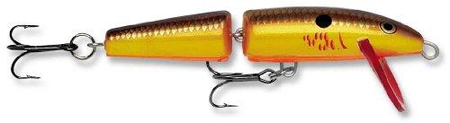 Rapala Jointed 11 Fishing lure, 4.375-Inch, Bleeding Copp...