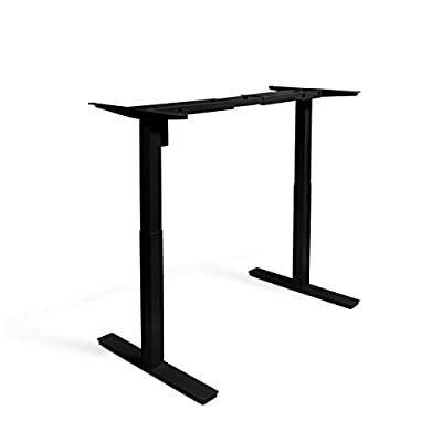 Vifah Autonomous SmartDesk - Height-Adjustable Standing Desk - Dual Motor - DIY Frame (Table top not included)
