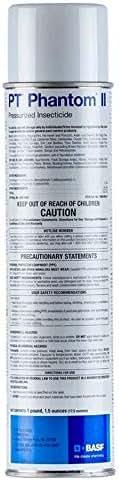 BASF Phantom II Aerosol Insecticide Spray
