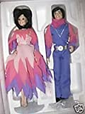 """: Marie Osmond """"Through the Years"""" Fine Porcelain Collector Doll"""