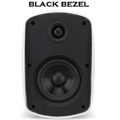Russound 5B55B 5.25'' Indoor Outdoor Speakers Black