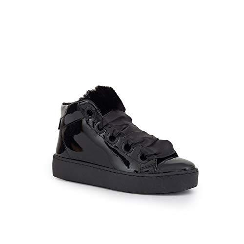 Guess Black Mujer Uriala para Negro Black Zapatillas Altas gxqOrU1g